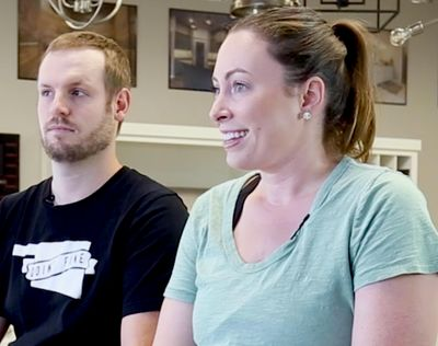 New homeowners describing their experience