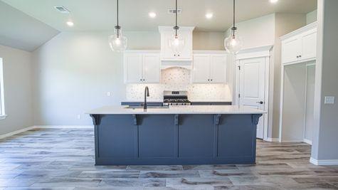 Homes by Taber Teagan Floor Plan - 609 John Chisholm Way