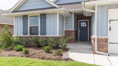 Homes by Taber Kamber Floor Plan - 9116 NW 119th St