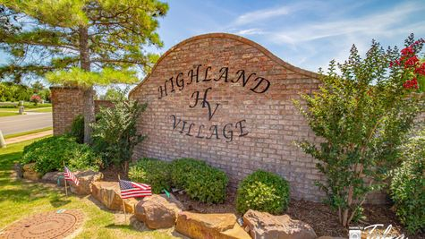New Homes in Norman OK in Highland Village
