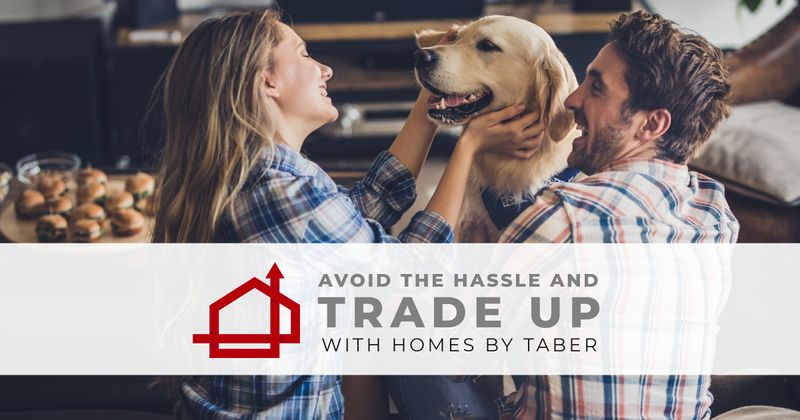 Homes By Taber Trade In Program