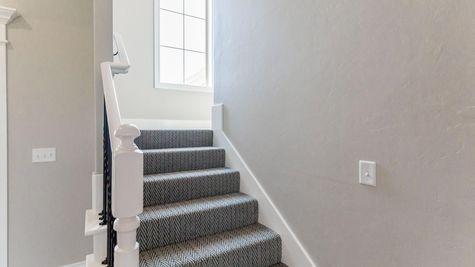 Homes by Taber Zade Bonus Room Floor Plan - 12413 Pinewood Lane
