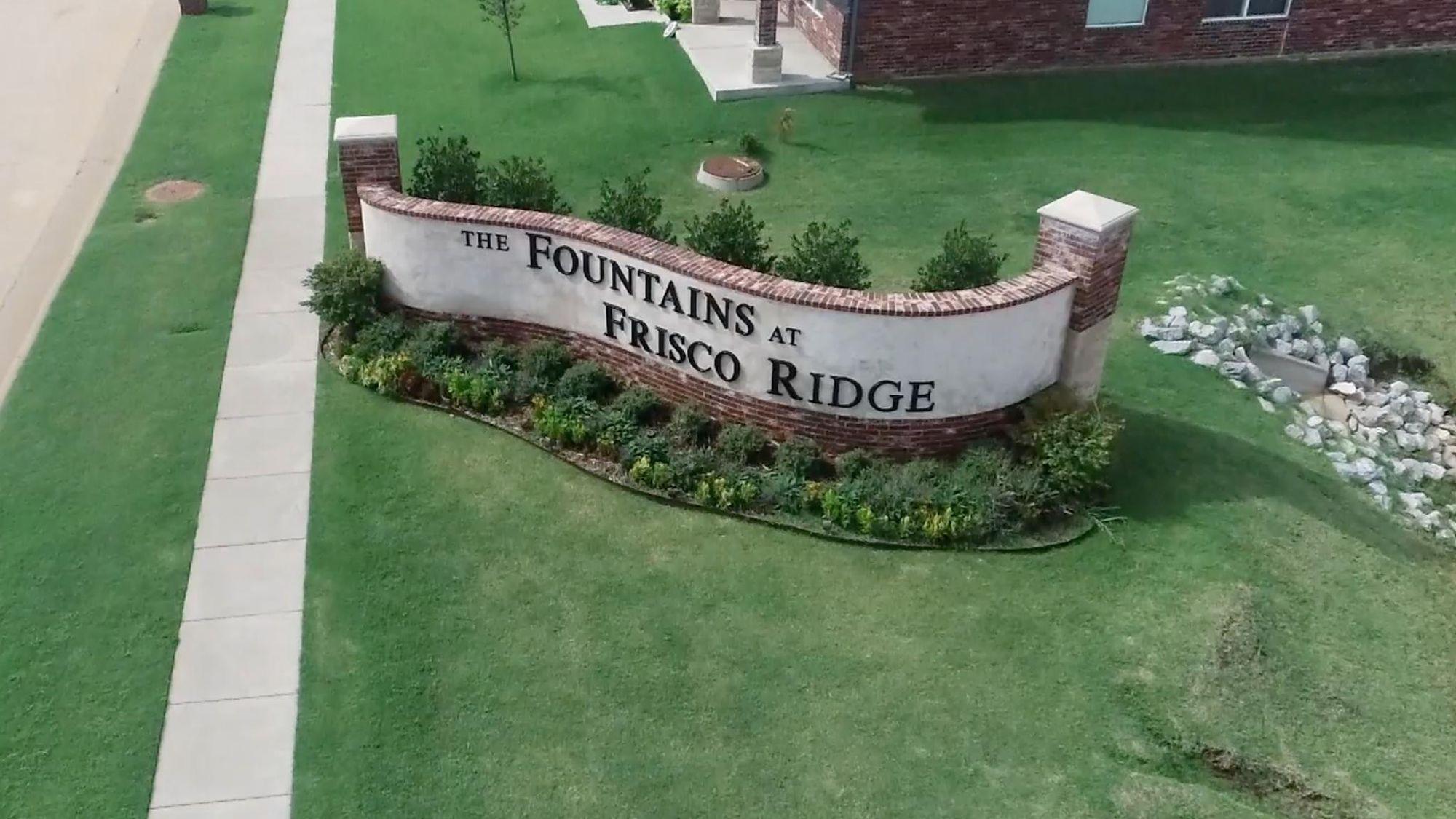Frisco Ridge Entrance
