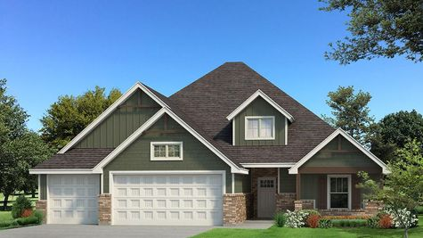 Homes by Taber Blue Spruce Bonus Room 2 Floor Plan