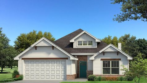 Homes by Taber Kamber A2 Floor Plan - Pop of Color