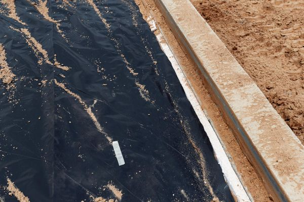 Moisture Barrier Below Slab