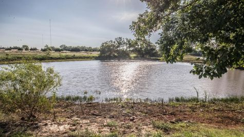 The Waters Pond in Moore, OK