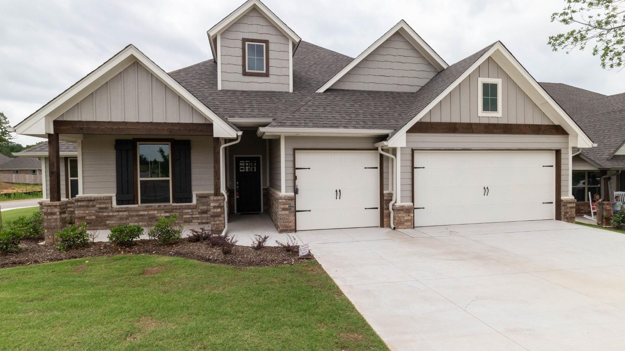 Homes by Taber Hazel Bonus Room Floor Plan - 7848 Ashleaf Dr