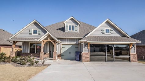 Chisholm Trails Model Home