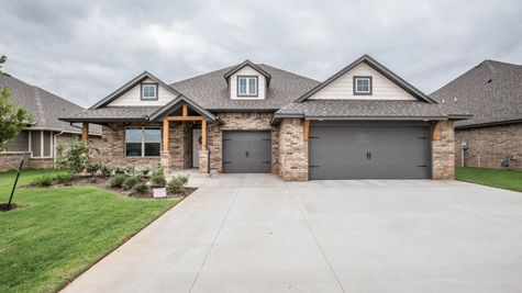 Homes by Taber Example of Shiloh PLUS Floorplan