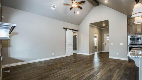 Homes by Taber Blue Spruce Bonus Room 1 Floor Plan