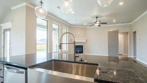 Homes by Taber Hazel PLUS Floor Plan-9133 NW 118th St
