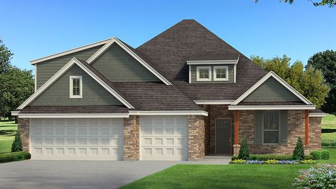 Homes by Taber Sage Bonus Room 1 Floor Plan