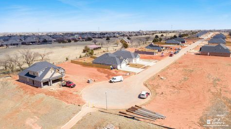 New Homes in Mustang in Pine Canyon