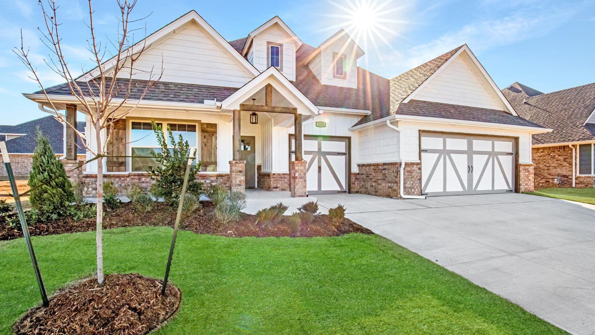 Homes by Taber Shiloh PLUS Half Bath Floor Plan-404 Village Lake Dr