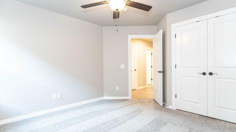 Homes by Taber Shiloh Half Bath Floor Plan-508 NW 199th St