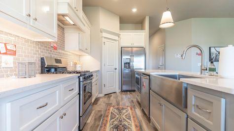 Homes by Taber Teagan Floor Plan - Nichols Creek Model Home