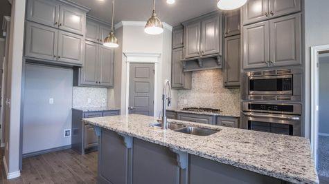 Homes by Taber Example of Sage Bonus Room 1 Floorplan