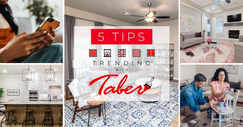 Trending with Taber Homes montage