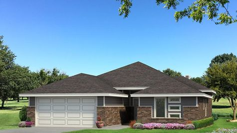 Homes by Taber Hunter B Elevation- Shades of Grey