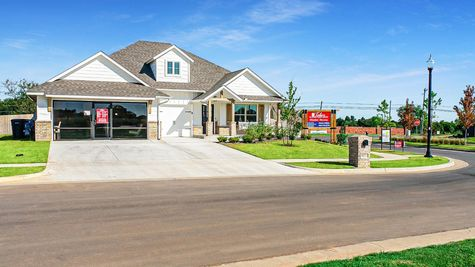 New Homes in Yukon in Britton Farms