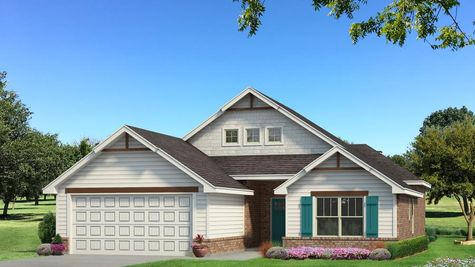 Homes by Taber Julie A2 Elevation