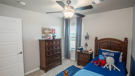 Homes by Taber Hummingbird Bonus Room 2 Floor Plan-Chisholm Trails Model Home