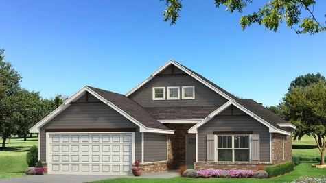 Homes by Taber Julie A2 Elevation - Shades of Grey