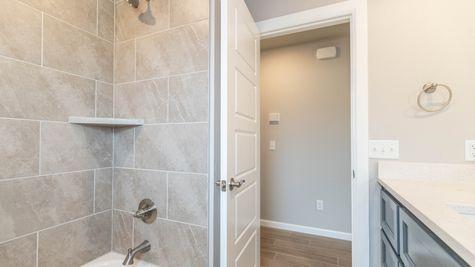 Homes by Taber Sage Floor Plan - 2832 Cypress Springs