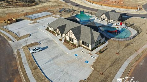 New Homes in Edmond OK in Woodland Park