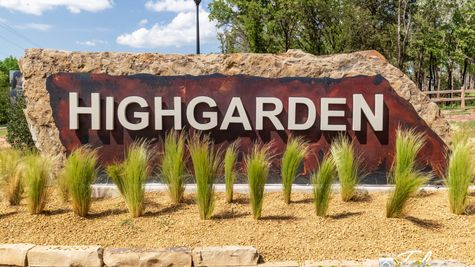 New Homes in Edmond OK in Highgarden