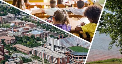 Living in Norman OK photo montage