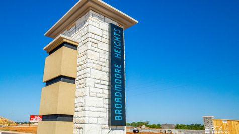 Broadmoore Heights new homes in Moore OK
