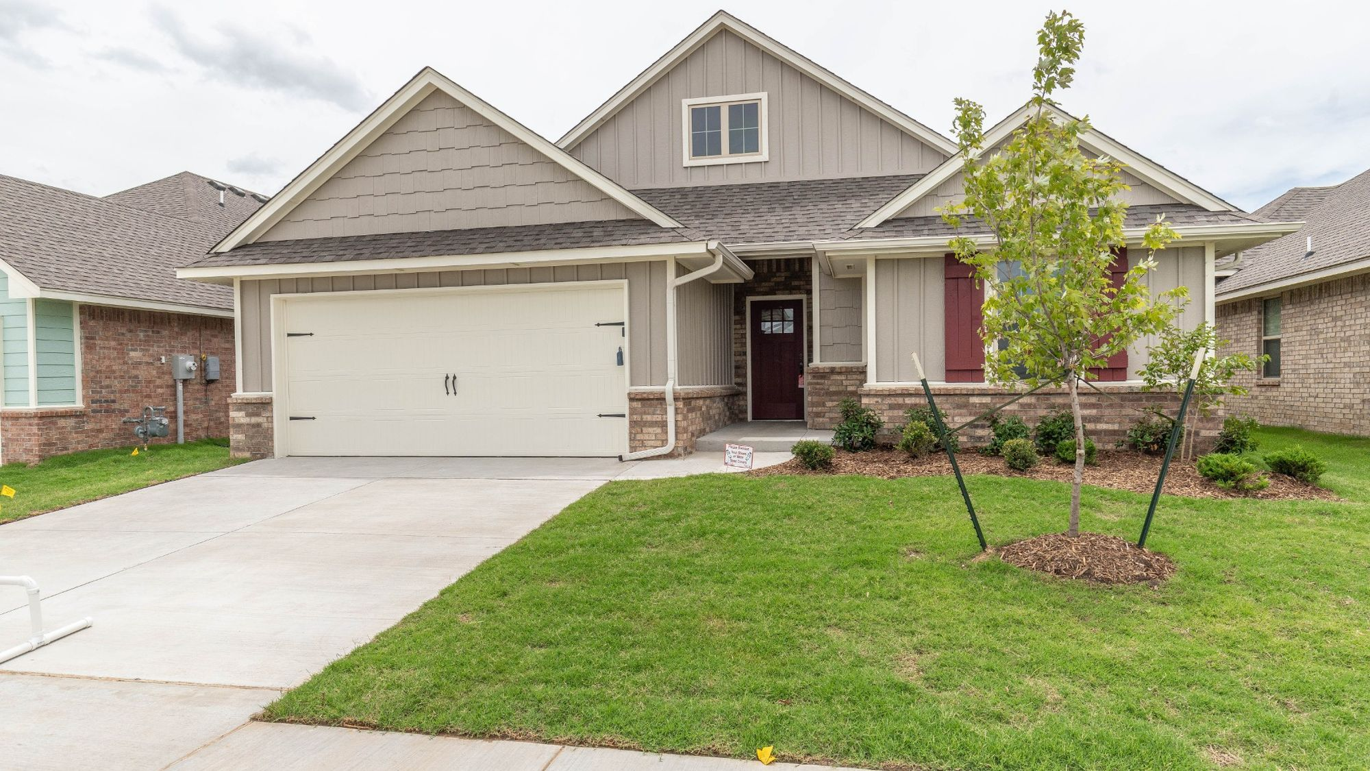 Homes by Taber Kamber Floor Plan - 9040 NW 119th St