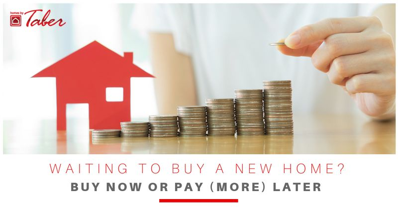 Homes By Taber Rising Interest Rates