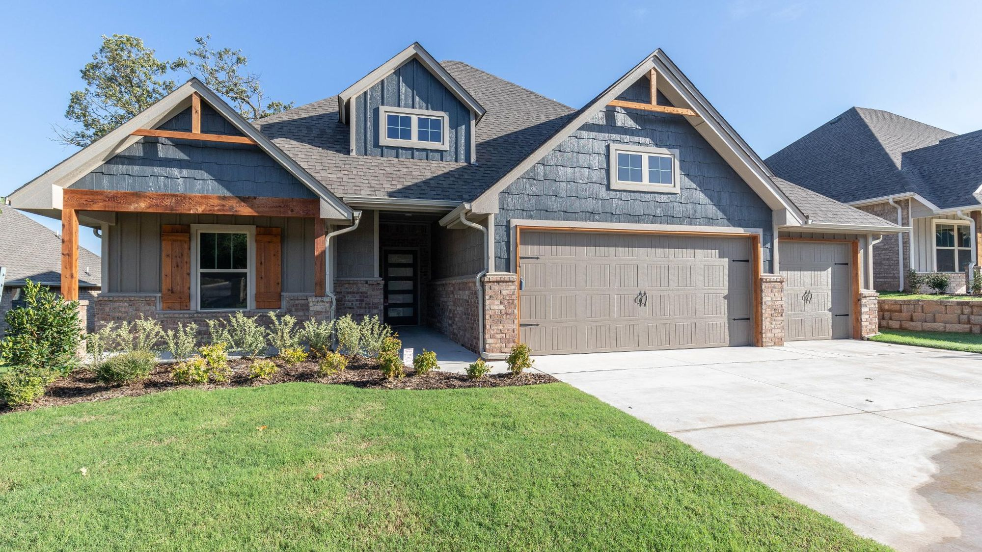 Homes by Taber Blue Spruce Floor Plan