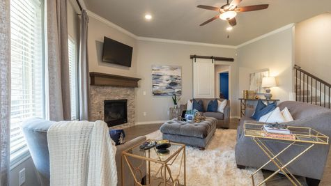 New Homes in Piedmont in Stoneridge Farms