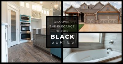 Homes By Taber Black Series