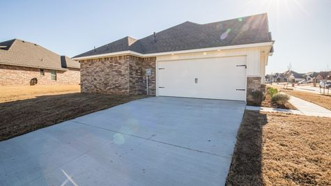 Homes By Taber Ryker Floor Plan - Side Load