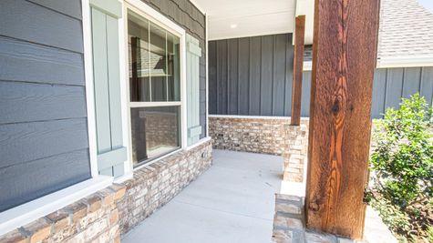Homes by Taber Cornerstone Half Bath Floor Plan-311 Shady Ridge Ct