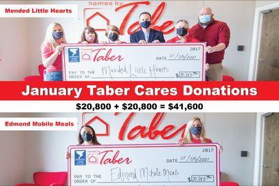 Taber Cares in Oklahoma