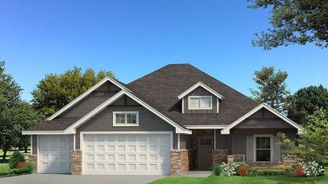 Homes by Taber Blue Spruce Half Bath Plus