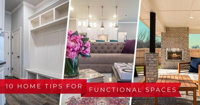 Examples of functional home design
