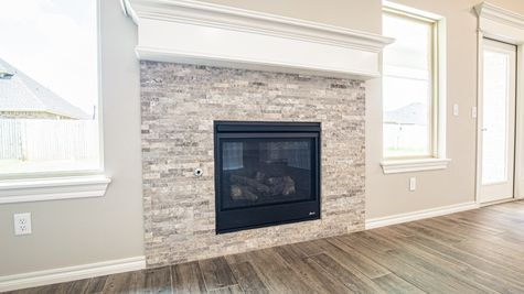 Homes by Taber Hunter Floor Plan - 617 John Chisholm Way