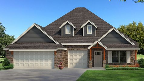 Homes by Taber Shiloh PLUS Floor Plan