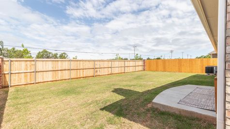 New Homes in East Edmond The Woods at Highgarden