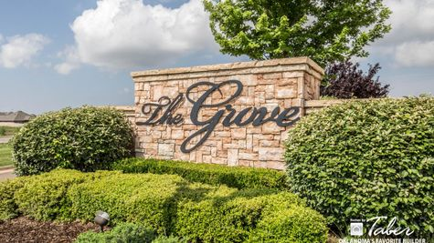 New Homes in Deer Creek in The Grove