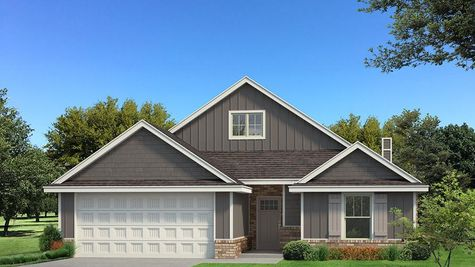 Homes by Taber Kamber A Siding Elevation - Shades of Grey