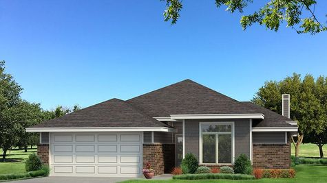 Homes by Taber B Elevation - Shades of Grey