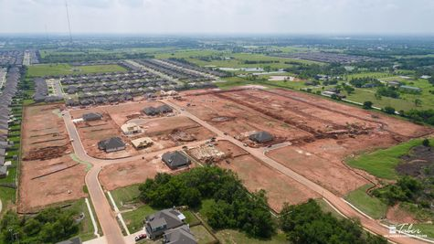 New Homes in Moore OK in The Waters